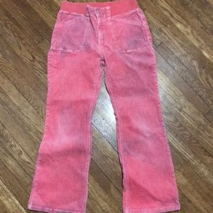 The children's place pink pants stretch size 14